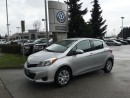 Used 2014 Toyota Yaris 5 Dr LE Htbk 5M for sale in Surrey, BC