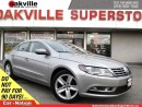 Used 2015 Volkswagen Passat CC Sportline | LEATHER | PUSH BUTTON START | ALLOYS for sale in Oakville, ON