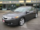 Used 2009 Acura TSX TECH Pkg,CLEAN CARPROOF,AUTO for sale in North York, ON