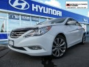 Used 2013 Hyundai Sonata LIMITED for sale in Nepean, ON