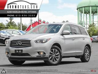 Used 2013 Infiniti JX35 AWD for sale in Stittsville, ON