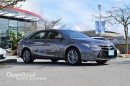 Used 2015 Toyota Camry Leather combo seats, Back Up Cam, Steering Wheel Audio Controls, Power Windows for sale in Richmond, BC