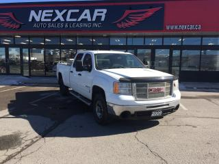 Used 2009 GMC Sierra 3500 HD 4WD CREW CAB for sale in North York, ON