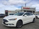 Used 2017 Ford Fusion SE AWD - NAVI - LEATHER for sale in Oakville, ON