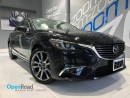 Used 2017 Mazda MAZDA6 GT A/T Demo Bluetooth Leather Sunroof Navi Bose Premium Audio System Rearview Cam for sale in Port Moody, BC