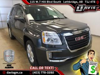 New 2017 GMC Terrain SLE for sale in Lethbridge, AB