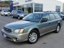 Used 2003 Subaru Outback 5spd for sale in Kitchener, ON