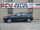 Used 2015 Mazda MAZDA3 GX FINANCING AVAILABLE.ACCIDENT FREE. for sale in Hamilton, ON