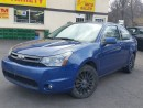 Used 2009 Ford Focus SES Leather for sale in Dundas, ON