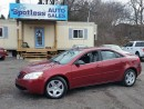 Used 2008 Pontiac G6 SE for sale in Whitby, ON