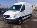 Used 2010 Mercedes-Benz Sprinter High Roof for sale in Mississauga, ON