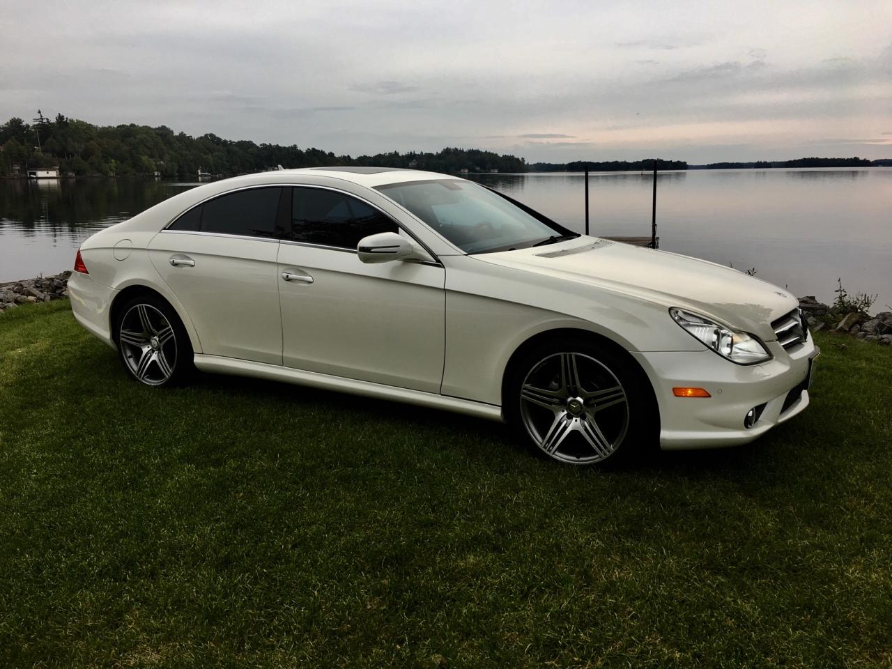 Used 2011 mercedes benz cls class cls550 only 62900 for for 2011 mercedes benz cls550 for sale