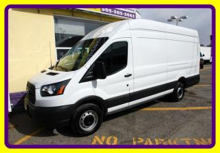 Used 2015 Ford TRANSIT-250 T 2 High Roof EXT S.Duty Back Windows only, Loaded for sale in Woodbridge, ON