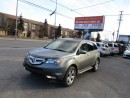 Used 2009 Acura MDX Elite Pkg,Backup  camera ,Leather ,sunroof, nafica for sale in Scarborough, ON