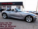 Used 2007 BMW Z4 3.0i Automatic Roadster Convertible Certified 2YR for sale in Milton, ON