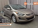 Used 2015 Hyundai Elantra GL 4dr Sedan for sale in Edmonton, AB