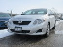 Used 2010 Toyota Corolla CE / ONE OWNER / ACCIDENT FREE for sale in Newmarket, ON