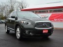 Used 2013 Infiniti JX35 All-wheel Drive Sport Utility for sale in Brantford, ON