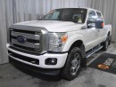 Used 2014 Ford F-350 Lariat 4x4 SD Crew Cab 6.75 ft. box 156 in. WB SRW for sale in Red Deer, AB