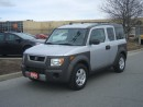 Used 2004 Honda Element w/Y Pkg for sale in York, ON