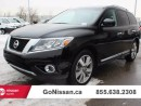 Used 2013 Nissan Pathfinder Platinum 4dr 4x4 for sale in Edmonton, AB