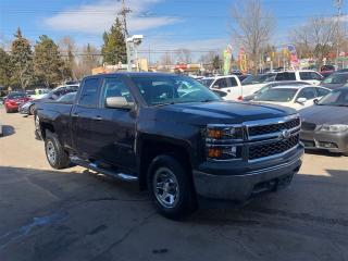 Used 2015 Chevrolet Silverado 1500 WT for sale in Toronto, ON