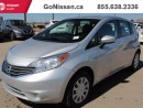 Used 2015 Nissan Versa Note SV for sale in Edmonton, AB