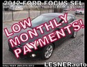 Used 2012 Ford Focus $3000 DOWN, $134 for 60 months! SALE$8988 for sale in Hamilton, ON