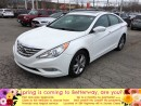 Used 2011 Hyundai Sonata LIMITED SUNROOF AND LEATHER! for sale in Stoney Creek, ON