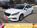 Used 2016 Hyundai Sonata GLS SUNROOF l BACK UP l ALLOYS for sale in Stoney Creek, ON