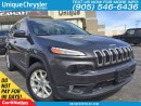 Used 2015 Jeep Cherokee North| 4x4| BLUETOOTH| ACTIVE DRIVE| ALLOYS| for sale in Burlington, ON