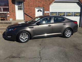 Used 2012 Kia Optima LX for sale in Bowmanville, ON