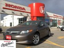 Used 2012 Honda Civic LX, manual, one owner, clean report, low mileage for sale in Scarborough, ON