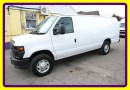 Used 2012 Ford E250 3/4 ton extended cargo van for sale in Woodbridge, ON