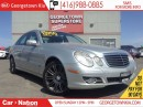 Used 2009 Mercedes-Benz E-Class E300 | NAVI | SUNROOF | ALL WHEEL DRIVE | for sale in Georgetown, ON