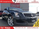 Used 2014 Cadillac ATS 2.0L Turbo | ALL WHEEL DRIVE | ONLY 32, 863KMS | for sale in Georgetown, ON
