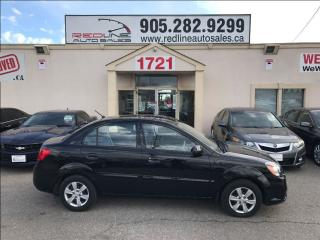 Used 2011 Kia Rio EX-Convenience, WE APPROVE ALL CREDIT for sale in Mississauga, ON