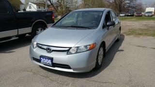 Used 2006 Honda Civic DX-G for sale in Cambridge, ON