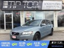 Used 2008 Volvo V50 T5 ** Fast, Fun, Rare, 2 sets of Rims/Tires ** for sale in Bowmanville, ON