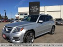 Used 2015 Mercedes-Benz GLK-Class GLK250 BlueTec | DIESEL | NAVIGATION | 20 INCH AMG for sale in Kitchener, ON