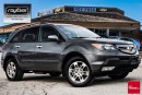 Used 2007 Acura MDX Tech pkg for sale in Woodbridge, ON