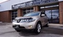 Used 2009 Nissan Murano LE NO ACCIDENT DVD BACK-UP CAMERA for sale in Mississauga, ON