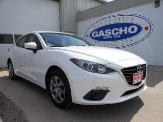Used 2015 Mazda MAZDA3 GX|SyActiv|Bluetooth|Push Start|Auto for sale in Kitchener, ON