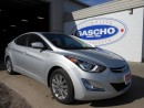 Used 2016 Hyundai Elantra Sport|Heated Seats|Bluetooth|Pwr Roof for sale in Kitchener, ON