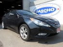 Used 2012 Hyundai Sonata Limited|Navi|Pwr Roof|Heated Seats for sale in Kitchener, ON