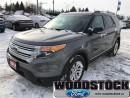 Used 2014 Ford Explorer XLT  Rear View Camera, Comfort Package for sale in Woodstock, ON