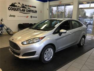 Used 2015 Ford Fiesta S for sale in Coquitlam, BC