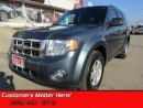 Used 2012 Ford Escape XLT   V6, LEATHER, HEATED SEATS, SUNROOF, POWER SEAT! for sale in St Catharines, ON