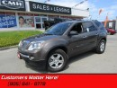 Used 2010 GMC Acadia SLE1   SLE, 8 PASSENGER, SIRIUS for sale in St Catharines, ON