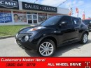 Used 2014 Nissan Juke SV AWD  LEATHER, BLUETOOTH, GREAT CLICKS! for sale in St Catharines, ON